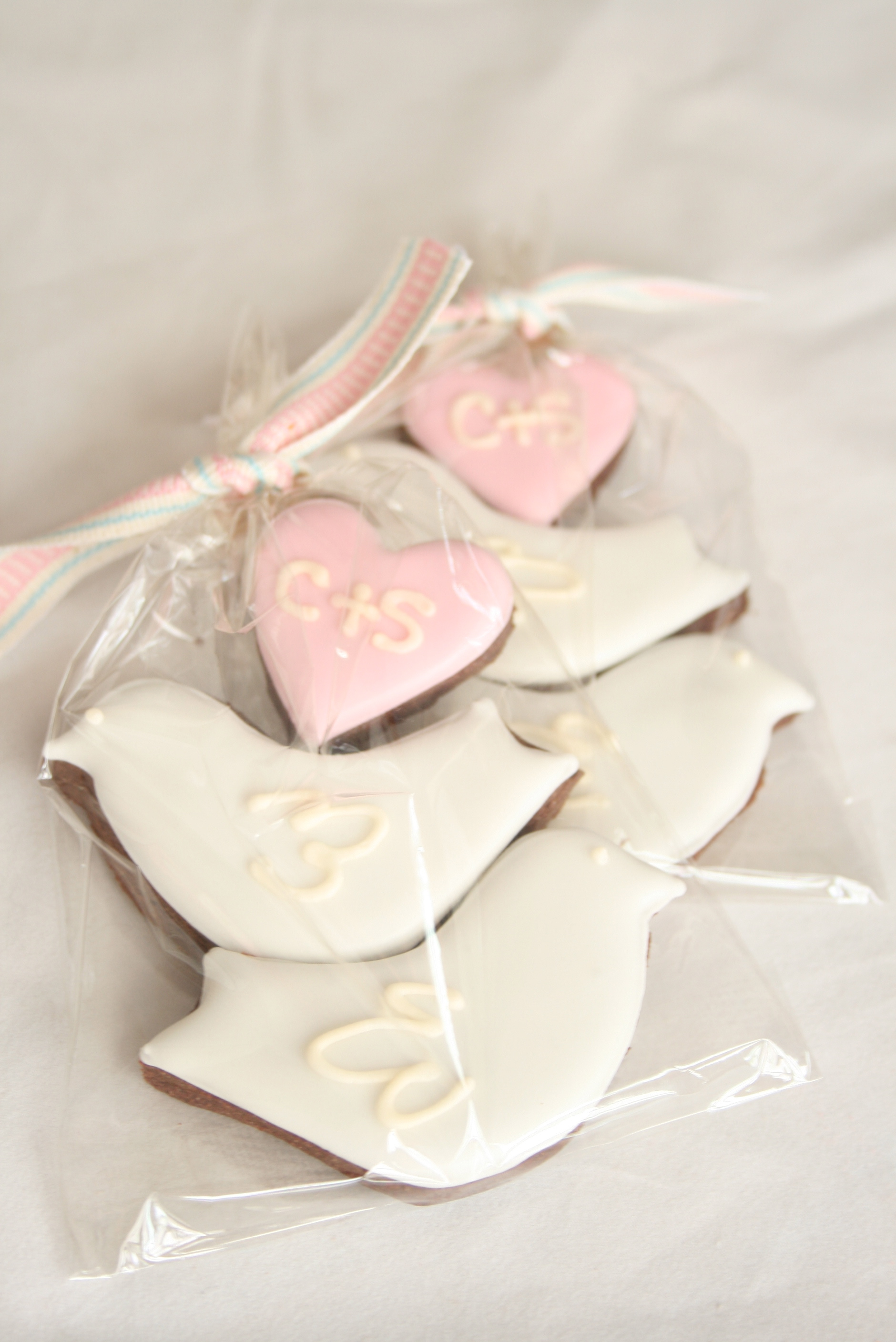 Wedding Favours | The Biscuit Box