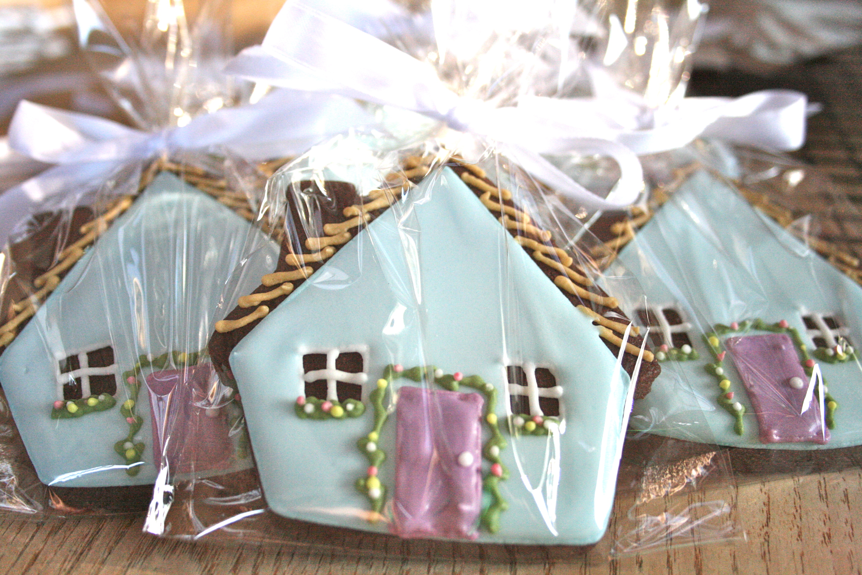 Wedding Favours The Biscuit Box