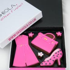 Fashiola biscuit card