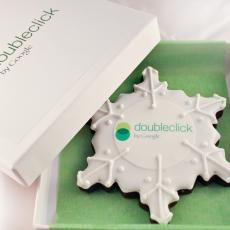 google cookie, google biscuit, christmas corporate gift